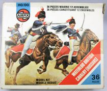 Airfix 72° Waterloo British Cavalry (Hussars) S43 type4 1975 Box (Mint)