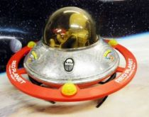 Airgam Boys - Espace Ref. 00294 - Space Adventurer Red Planet Flying Saucer