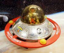 Airgam Boys - Espace Ref. 00294 - Space Adventurer Soucoupe Volante Red Planet