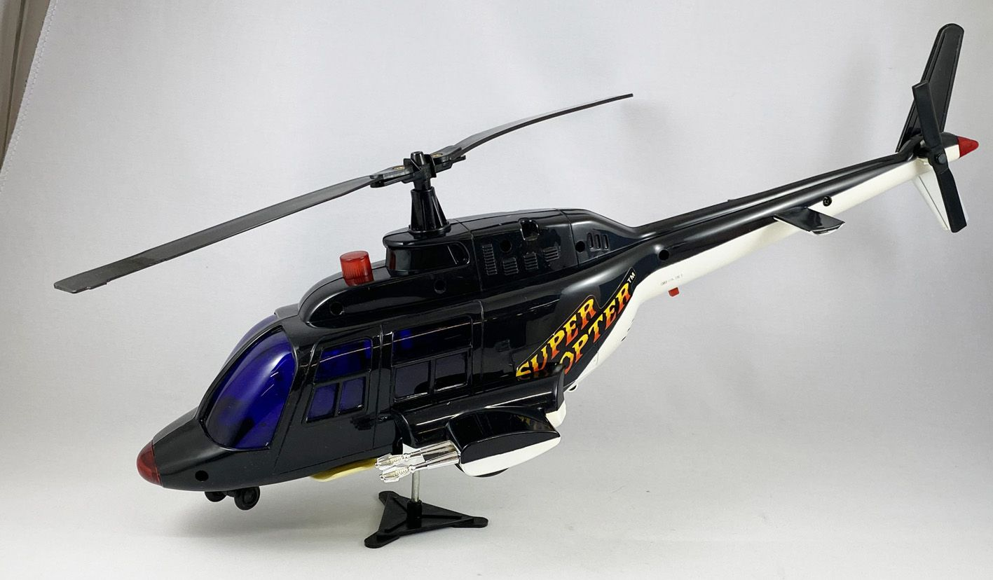 Airwolf (Electric) 1:24 scale Weymm\'s 1984 (France) Loose