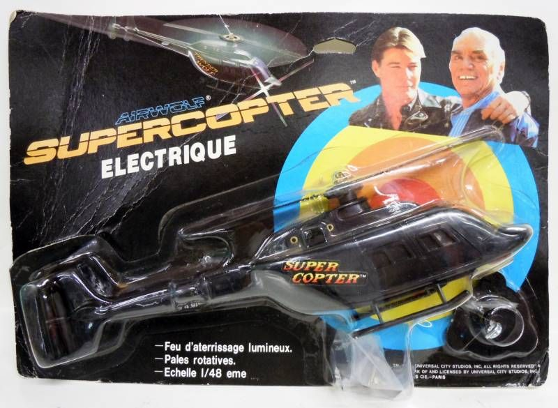 Airwolf (Electric) 1:48° Weymm\'s 1984