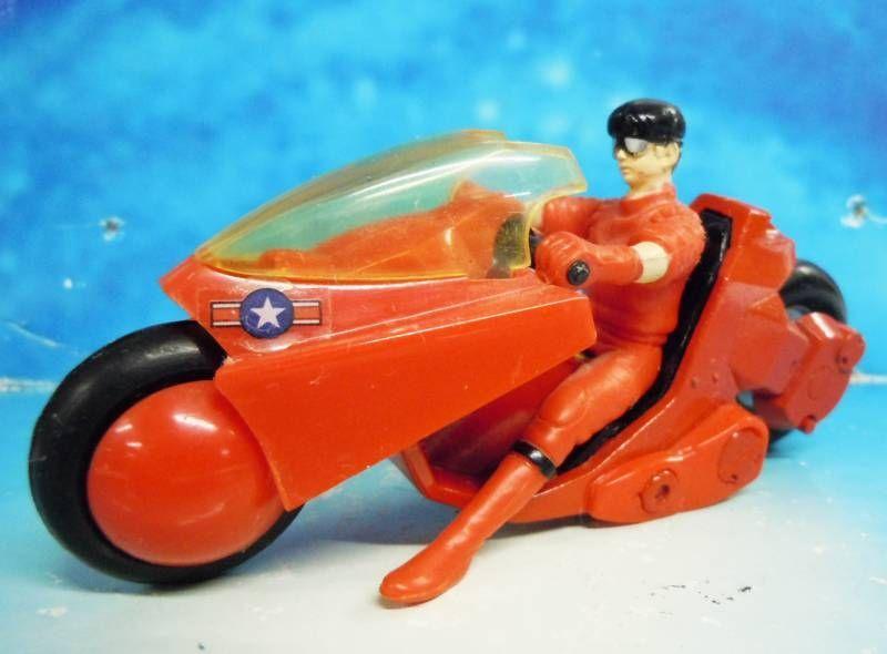 Akira - Bandai 1988 - La moto de Kaneda (occasion)