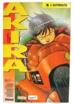 Akira - Editions Glénat - Akira Vol. 1 : Highway