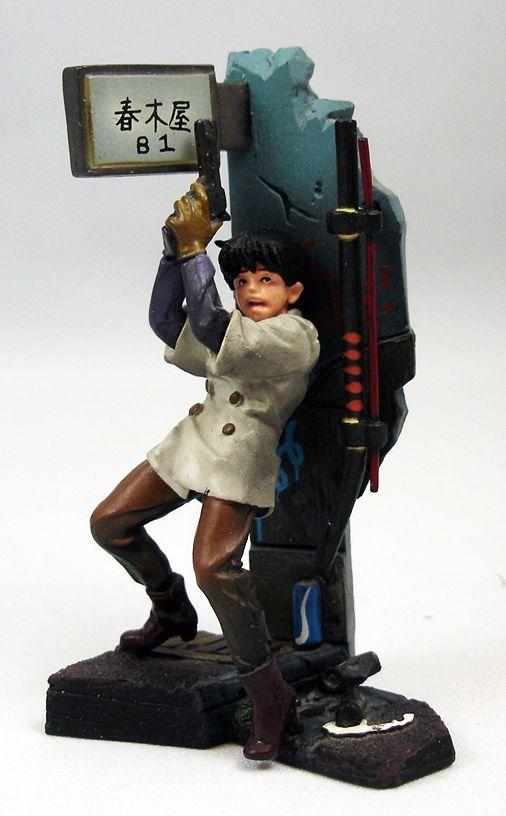 Akira - Kaiyodo & Movic Capsule Toys - Set de 10 figurines (9)