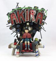 Akira - McFarlane Toys - Akira and Throne (loose)
