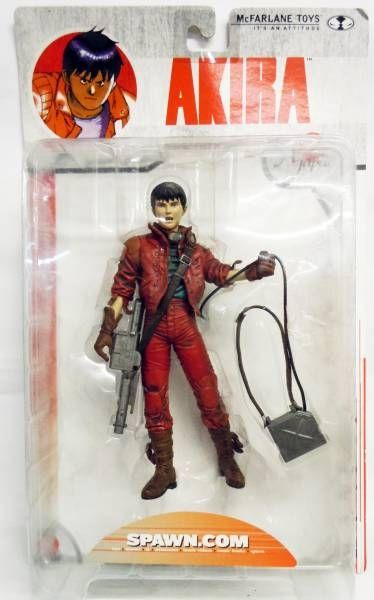 Akira - McFarlane Toys - Kaneda (occasion en bllister)