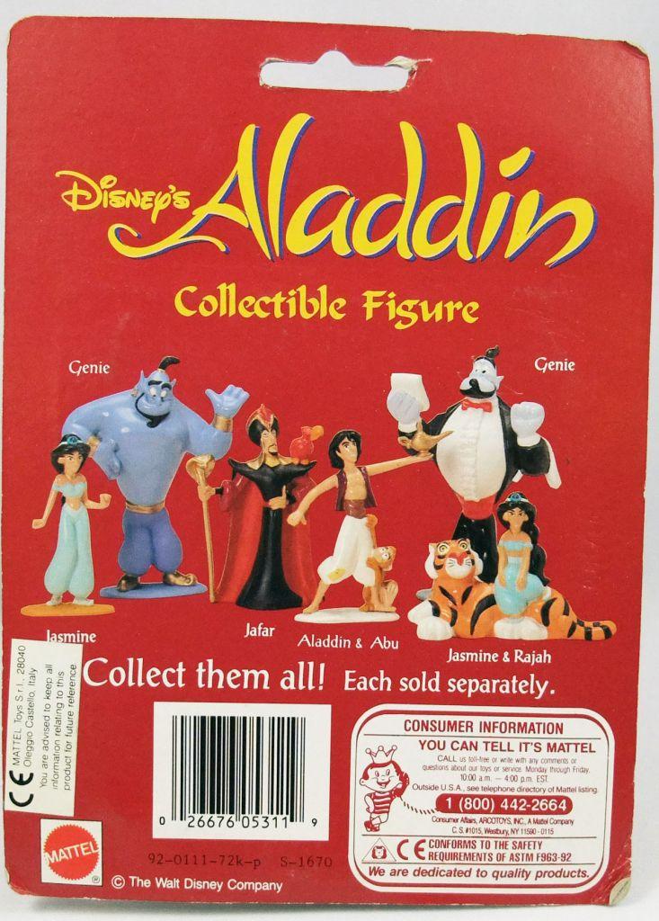 Aladdin - Figurine PVC Mattel - Jasmine (neuf sous blister)