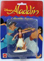 Aladdin - Mattel PVC Figure - Aladdin & Abu (mint on card)