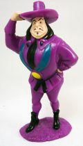 Aladdin - Mattel PVC Figure - Governor Ratcliffe