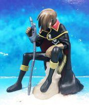 Albator - Bandai Trading Figures - Captain Harlock (The Endless Odyssey)