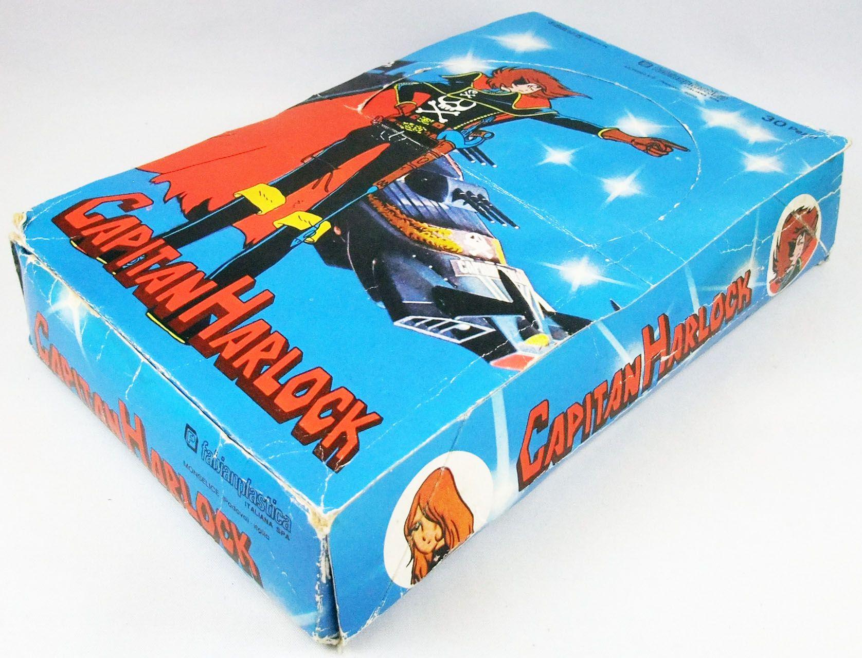 Albator - Boite présentoir pour figurines pvc - Fabianplastica