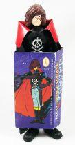 Albator - Captain Harlock - Figurine flexible - Ceppi Ratti