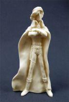 Albator - Figurine Pouet caoutchouc 11cm blanc non peint - Delacoste