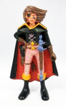 Albator - Figurine pvc Albator - Fabianplastica