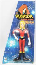 Albator - Nausica - Figurine Flexible - Ceji (neuve sous blister)