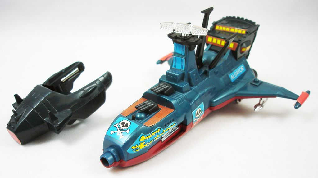 Albator 78 - Ceji-Arbois Takara - L\'Atlantis Arcadia (loose)