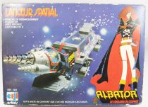 Albator 78 - Ceji-Arbois Takara - Lanceur Spatial avec module n°2 avec Ramis Valente (occasion avec boite)