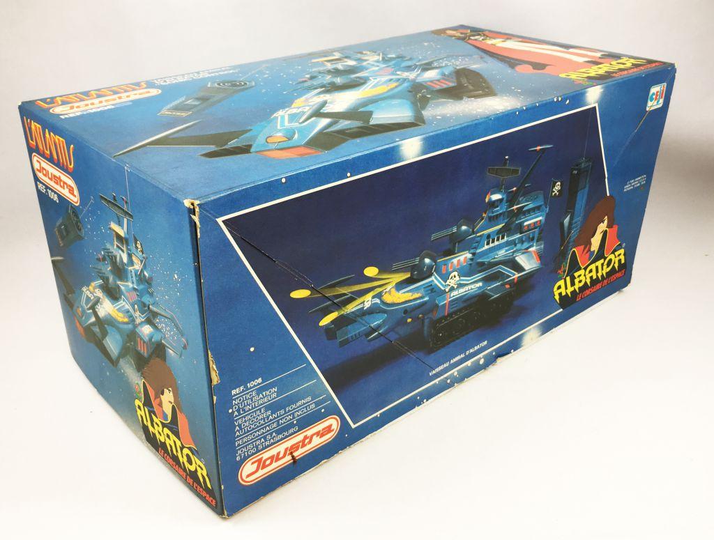 Albator 78 - Joustra - Atlantis télécommandé \'\'Sonic Control\'\' (occasion en boite)