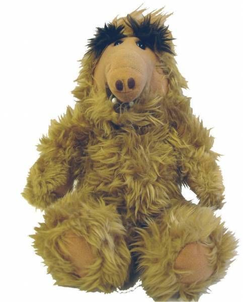 ALF -  12 inches Plush