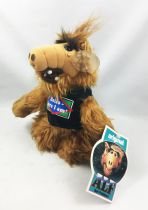 """ALF - 10inch Plush with Suction \""""Hello - Here I am!\"""" (1988)"""