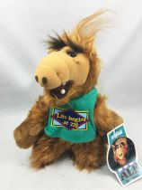 """ALF - 10inch Plush with Suction \""""Life begins at 229\"""" (1988)"""