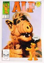 Alf - Comic Book - Marvel Star Comics #1