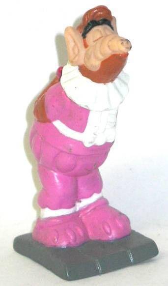 ALF - Figure Burger King - Purple outfit