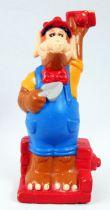 ALF - Figurine Burger King - maçon