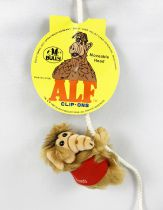 """ALF - Plush with Claw \""""No Problemo\"""" (Bully 1987) + Display Store"""