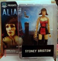 Alias - Sydney Bristow  (in Rave Alias)