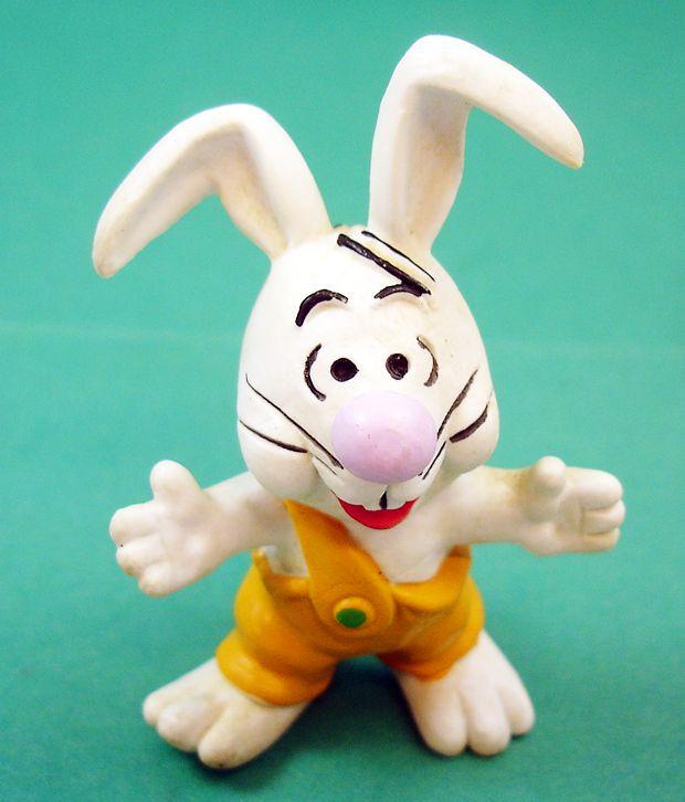 Alice au pays des merveilles - Figurine PVC  Schleich - Benny Bunny