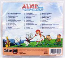 Alice in Wonderland - Compact Disc - Original TV series soundtrack