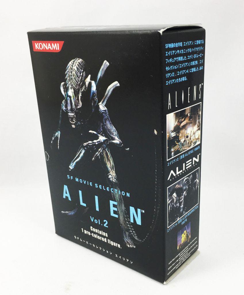 Alien - Konami SF Movie Select. Vol.2 - New Warrior (Alien Resurrection)