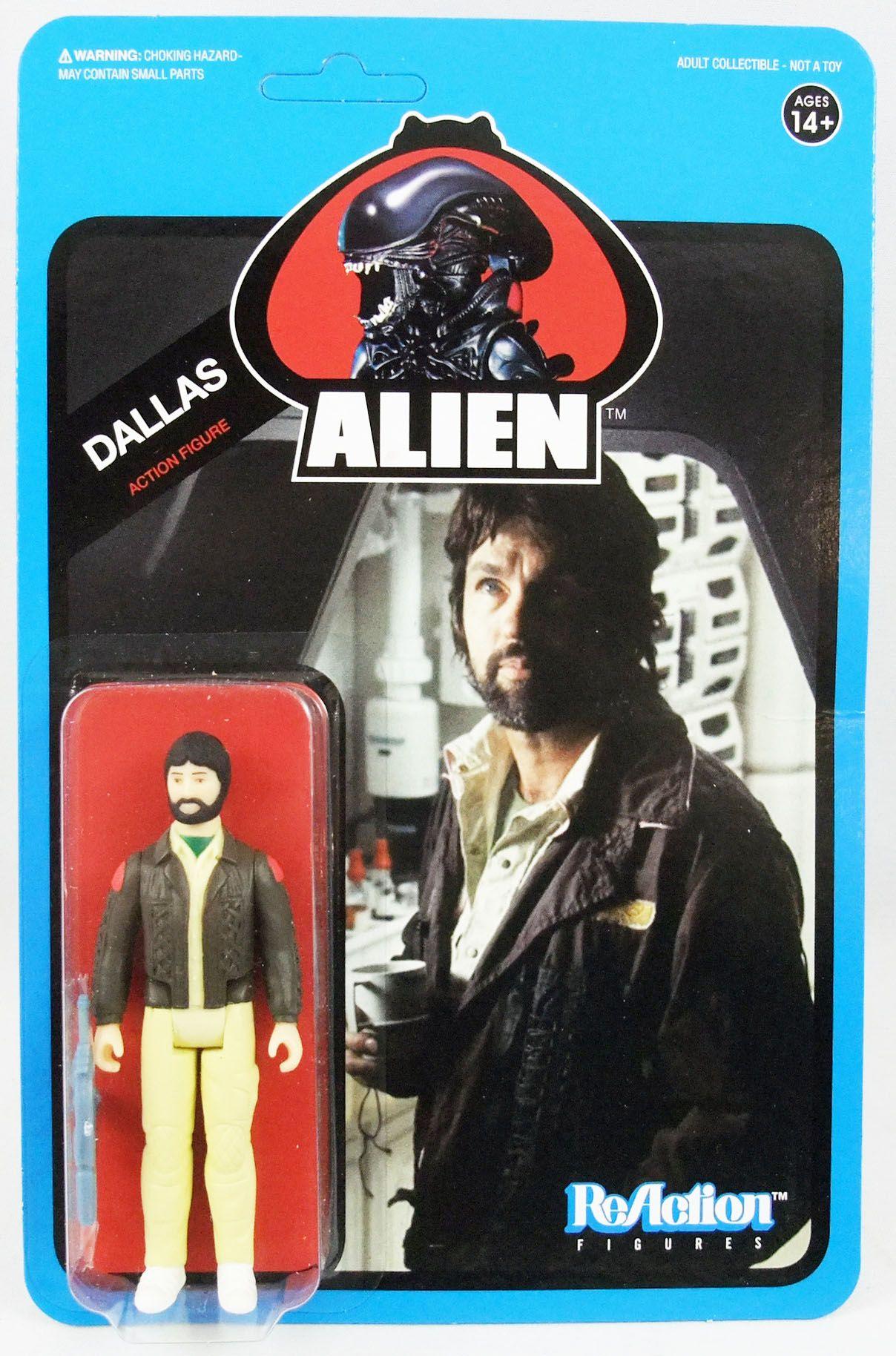Alien - ReAction - Dallas