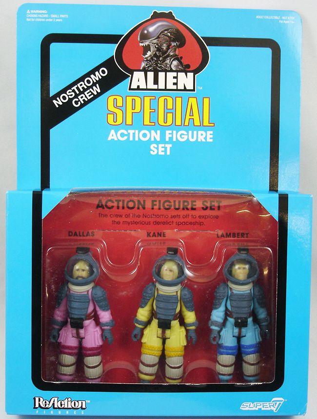alien___reaction___nostromo_crew_action_figure_set__dallas__kane__lambert