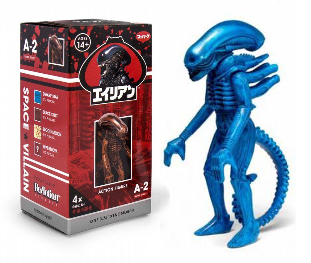 Alien - ReAction Space Vilain (Blind Series 2) - The Alien (Dwarf Star)
