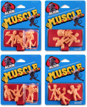 Alien - Super7 - Set de 12 figurines M.U.S.C.L.E.
