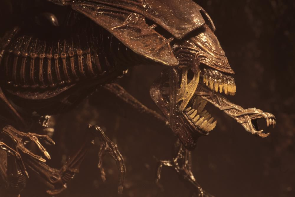 Alien Resurrection - NECA - Alien Queen (Deluxe Action Figure)