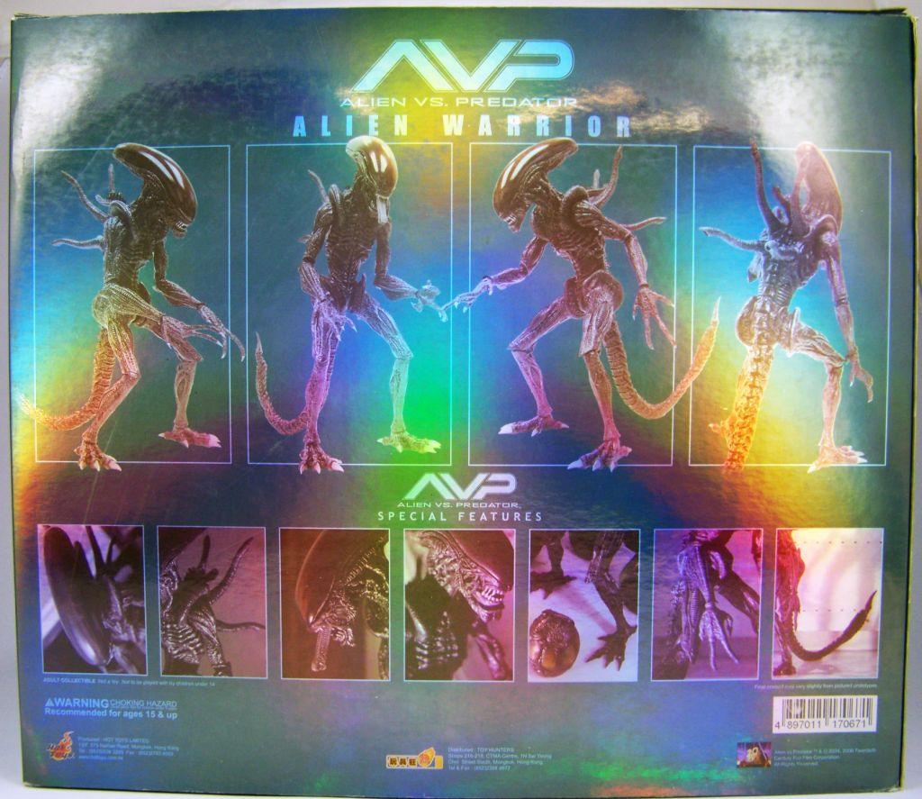 Alien vs. Predator (AVP) - Hot Toys - Alien Warrior 02