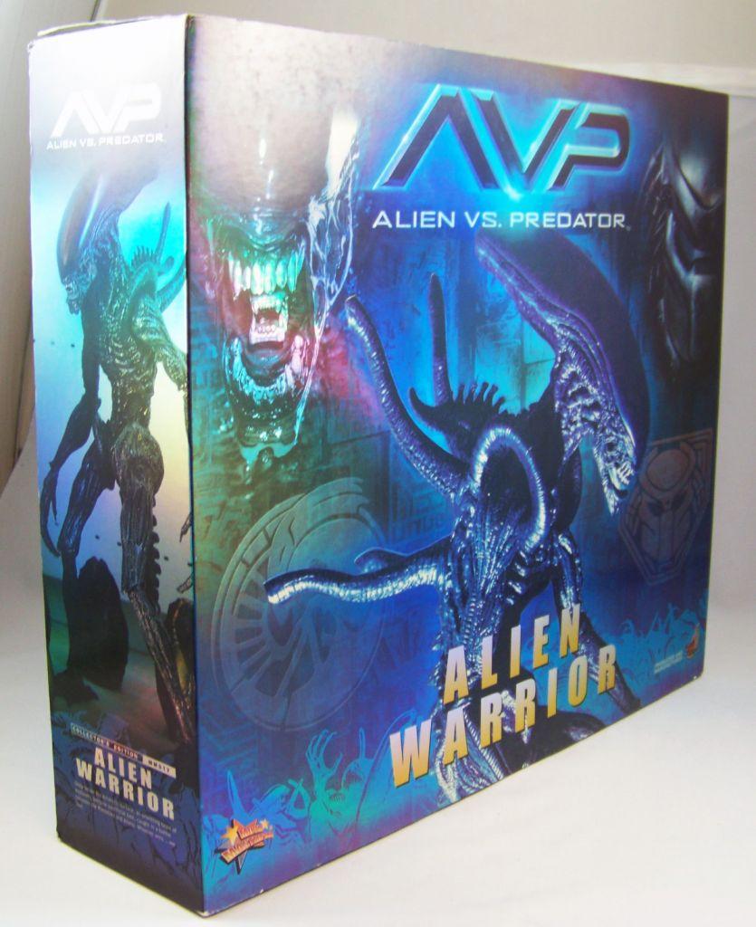 Alien vs. Predator (AVP) - Hot Toys - Alien Warrior 03