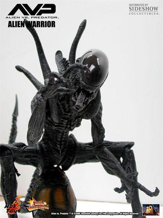 Alien vs. Predator (AVP) - Hot Toys - Alien Warrior 06