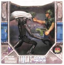 Aliens - Hasbro - Alien vs Corp. Hicks