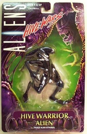 Aliens - Kenner - \'\'Hive Wars\'\' Hive Warrior Alien