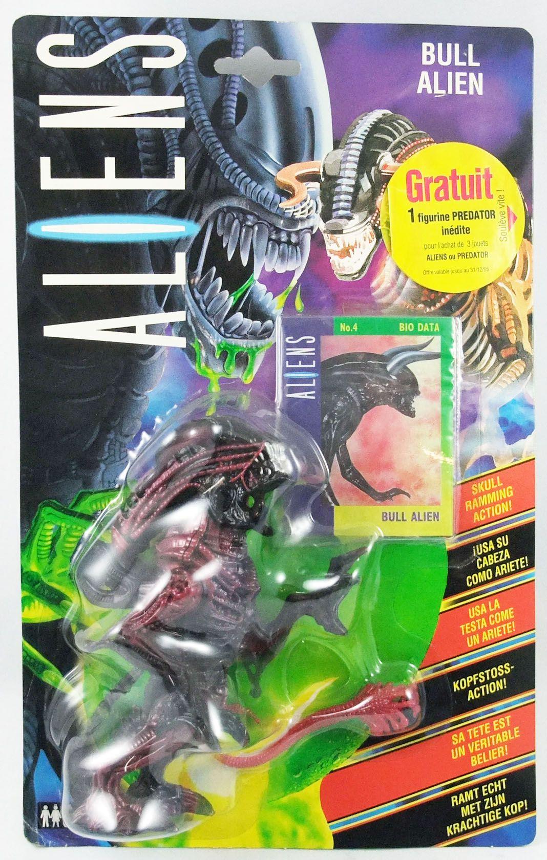 Aliens - Kenner - Bull Alien