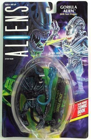 Aliens - Kenner - Gorilla Alien