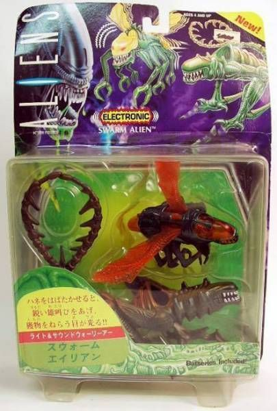 Aliens - Kenner - Swarm Alien