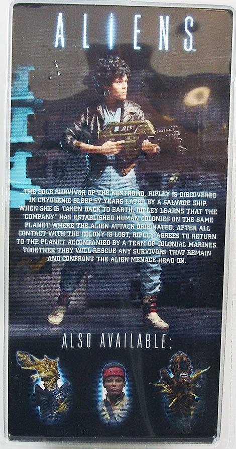 AlienS - NECA - Lt. Ellen Ripley (Bomber Jacket)