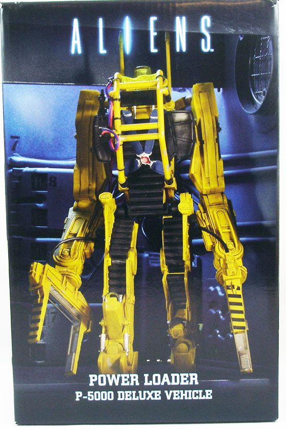 NECA Aliens Deluxe Power Loader P-5000 Vehicle NEW