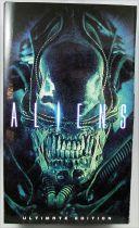 "Aliens - NECA - Xenomorph Warrior (blue) \""Ultimate Edition\"""