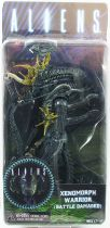 Aliens - NECA - Xenomorph Warrior (Head Shot Battle Damaged)